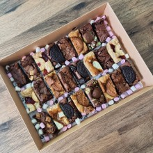 The Afternoon Tea Box (24pc) *[COLLECTION ONLY]*