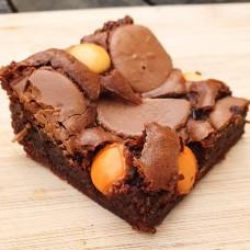 The Chocolate Orange Brownie Box!