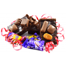 The Christmas Chocolate One (Feat. Minature Heroes) – Limited Edition!