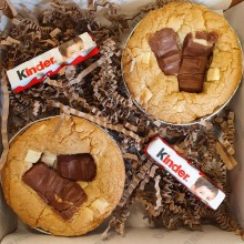 Cookie Pies (Box of 2) - 'Biscoff'