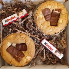 Cookie Pies (Box of 2) - 'Biscoff'
