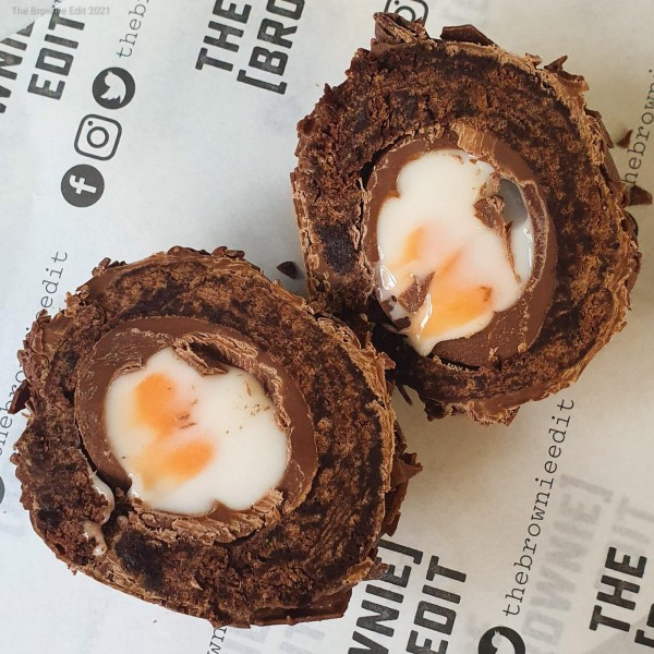 Creme Egg Scotch Eggs - 3 for £12