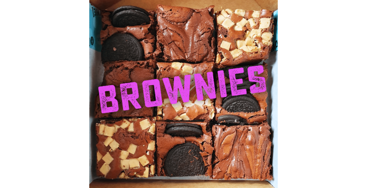 The Weekly Brownie Box (Box 1)